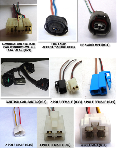 Automotive Cable & Connector Harness, Packaging Type: Packet ... on