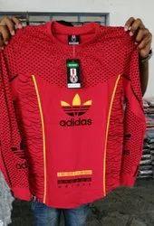 Men Adidas Full Sleeve T-Shirt