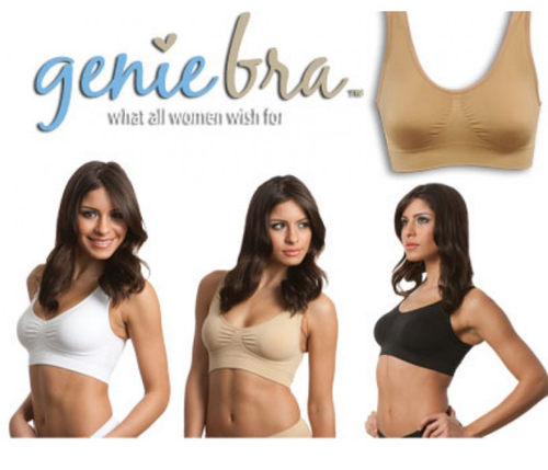 Genie Bra Set of 3 at Rs 1495  pack  4cc348d7a