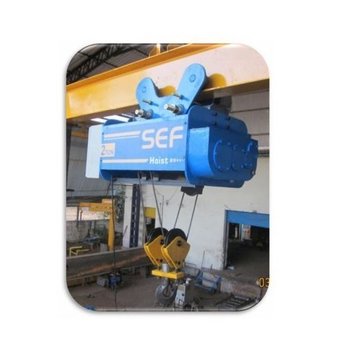 safal electric wire rope hoists, safal engineers \u0026 fabricationsafal electric wire rope hoists