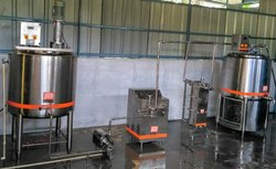 Ice Cream Manufacturing Equipment