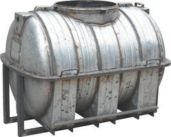 Plastic Water Tank Horizontal Mould