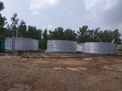 Raw Water Storage Tank