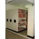 Industrial Sliding Rack Storage System