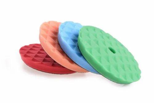 Shine Mate DA Foam Polish Pads