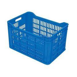 Plastic Crates-Woven Sacks