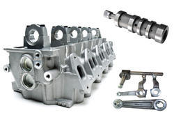 Silver Color Auto Components for Industrial