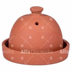 Terracotta Clay Serving Plates