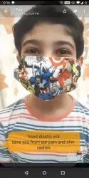 Reusable Personalizer Face Mask