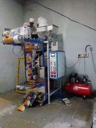 Sabudhana Chips  Packing Machine