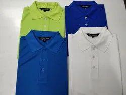 Plain Cricket Polo T Shirt