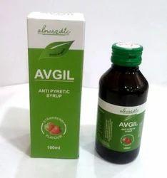 ayurvedic anti pyretic syrup