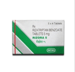 Rizatriptan Benzoate Tablets 5 mg