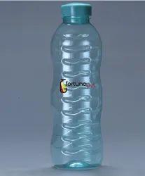 Fortunapet Screw Cap PET Water Bottle, 500ml