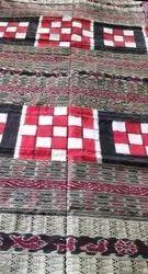 Festive Wear Ikkat Sambalpuri Silk Saree, 6 m (with blouse piece)