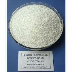 Tetrapotassium Pyrophosphate (TKPP) Food Grade