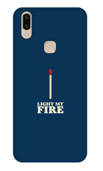 Light My Fire Phone Case For Vivo V9 Mobile Covers