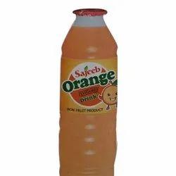 175ml Sajeeb Orange Flavored Drinks, Packaging Type: Bottle