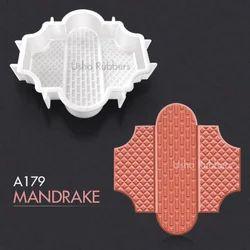 A179 Usha Mandrake Paving Mould