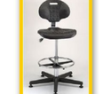 Cleanroom Urethane Chair