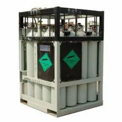 High Pressure Gas Cylinder Banks