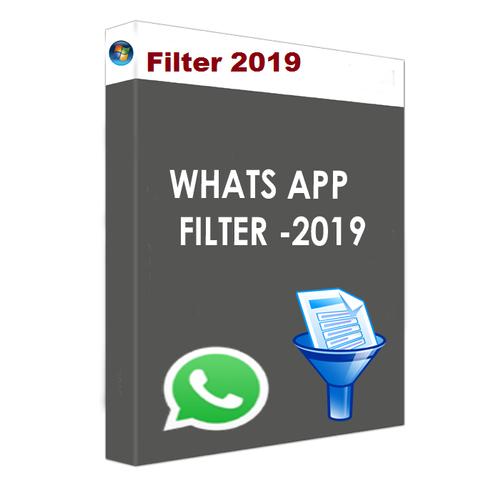 Whatsapp Filter 2019