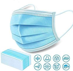 WESTERN SURGICAL Disposable 3 Ply Mask
