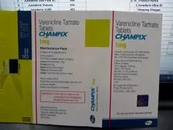Varenicline Tartrate Tablets ( Champix Tablet )