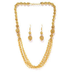 Gold Vertical Malas