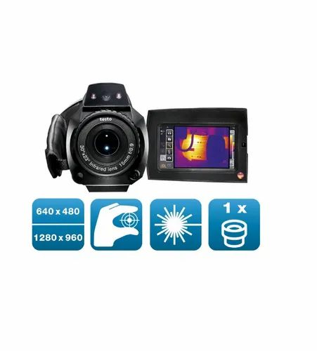Testo 890 - Thermal Imager