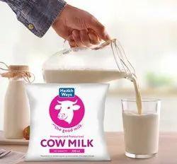 Healthways Homogenized Pasteurised 500ml Cow Milk