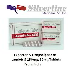 Lamivir S 150mg/30mg Tablets