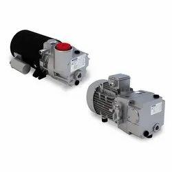 Becker Make Oil Lubricated O 5.8 Vacuum Pumps