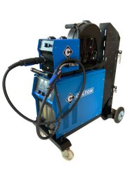 IGBT Based MIG Welding Machine, 415, Automation Grade: Semi-Automatic