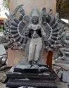 Black Stone God Idols