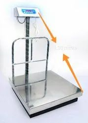Trolley weighing machine