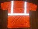 Hi Viz T - Shirts 2v 1h Reflective Safety