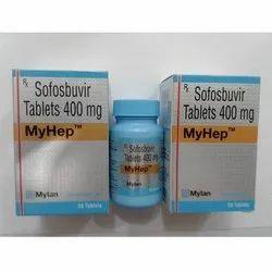 Myhep 400Mg Tablets