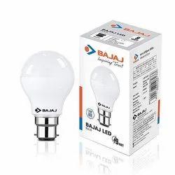 Cool Daylight Bajaj B22 HPF 9 Watt LED Bulb