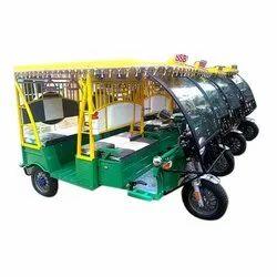 Bhavi Electric Rickshaw