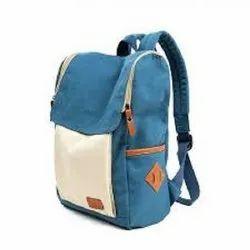 Fila Blue And Grey Boys School Bag, Rs 200 /piece, FLORA
