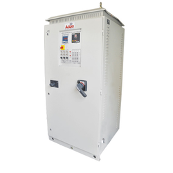 12KVA Servo Three Phase  Controlled Voltage Stabilizer
