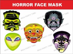 Horror Face Mask