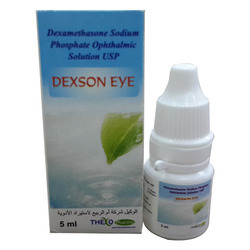 Dexamethasone Sodium Phosphate Ophthalmic Solution 5ml