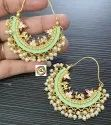 CL Code  Bollywood Style Fashion Jewellery Fancy Assorted Colour Earrings