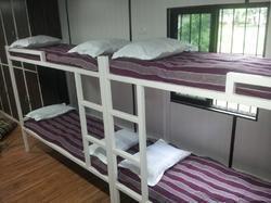 Portable Bunk Bed Cabin