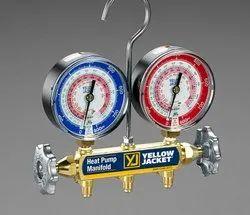Yellow Jacket Heat Pump Manifold 42041