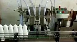 Hand Sanitizer Liquid Filling Machine