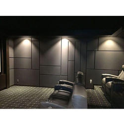 Home Theater Acoustics, For Sound Absorbers