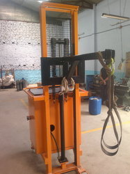 Electric Hook Stacker